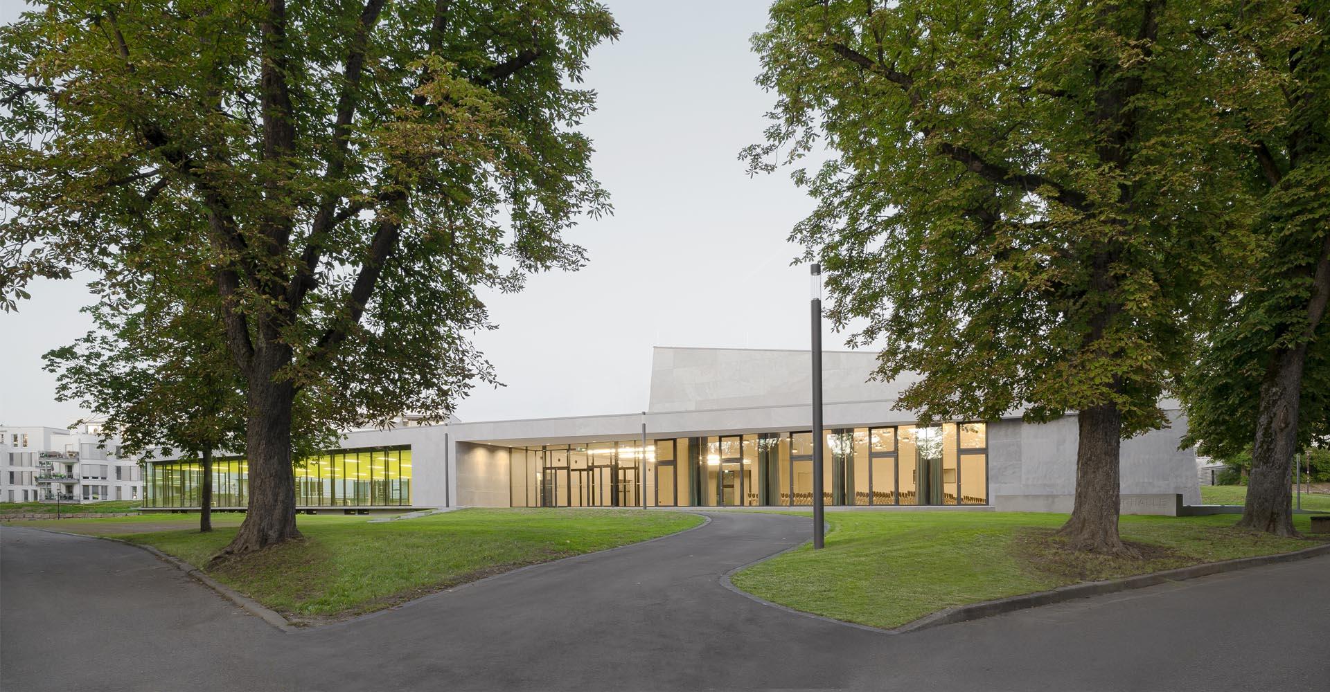 Dusslingen Sport-und Kulturhalle